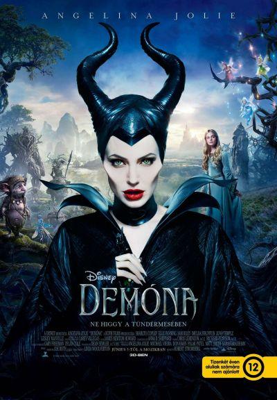 Demóna – Plakát