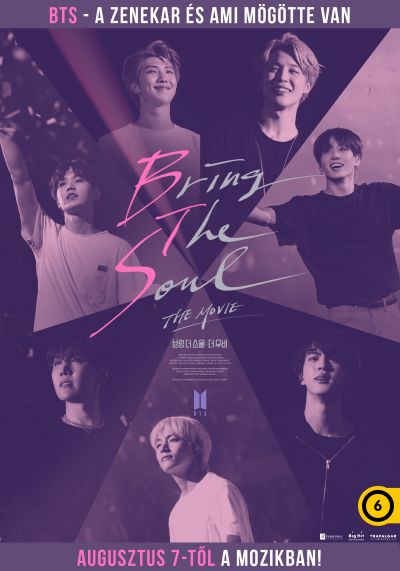 Bring The Soul - The Movie – Plakát