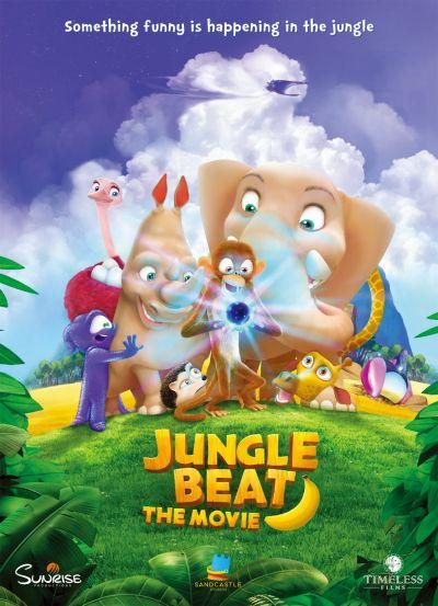 Jungle Beat: The Movie – Plakát