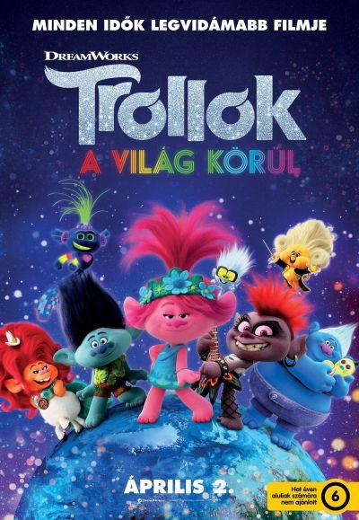 Trollok a világ körül – Plakát