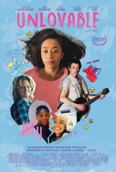 Méltatlan a szeretetre – Plakát
