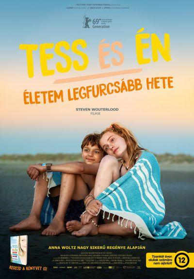 Tess és én - Életem legfurcsább hete – Plakát
