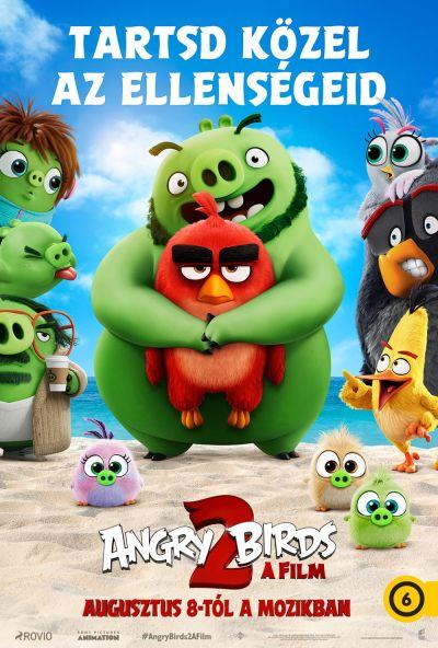 Angry Birds 2. – A film – Plakát