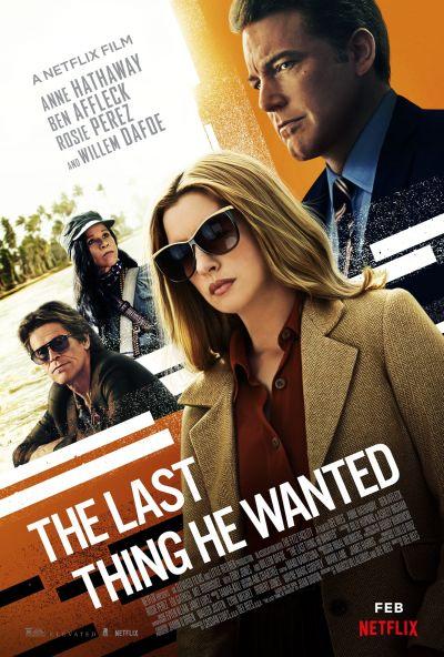 Az utolsó akarat – Plakát