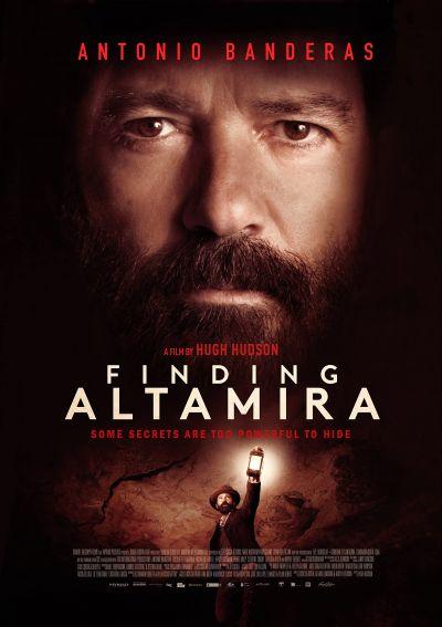 Altamira felfedezése – Plakát
