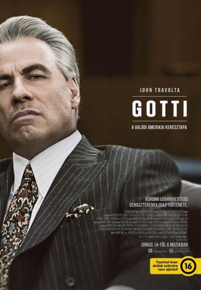Gotti – Plakát