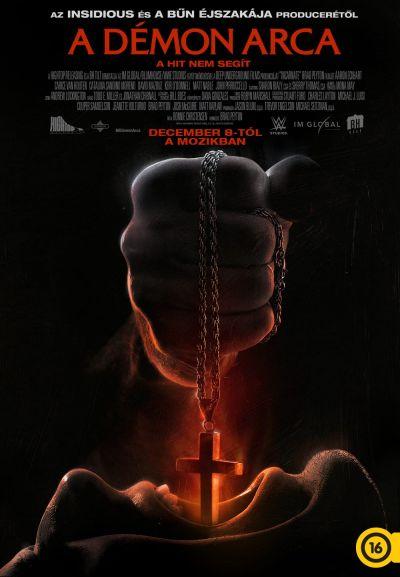 A démon arca – Plakát
