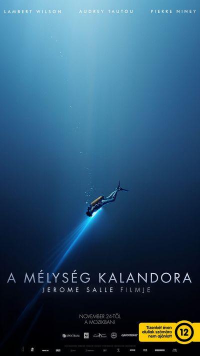 A mélység kalandora – Plakát