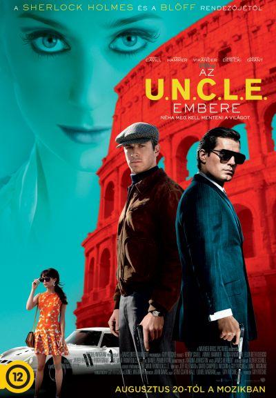 Az U.N.C.L.E. embere – Plakát