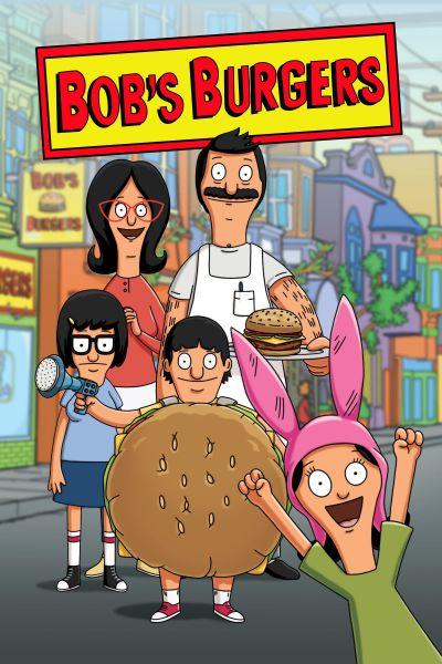 Bob burgerfalodája: A Film – Plakát