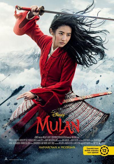 [MAFAB~HD] Mulan (2020) Teljes Film Magyarul [Videa-HD]