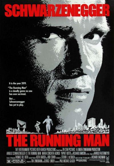Menekülő ember – Plakát