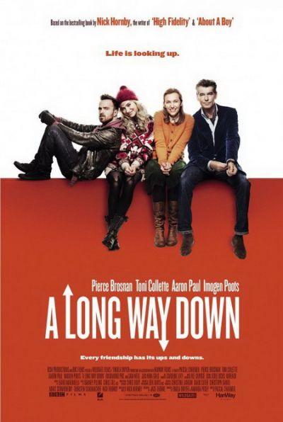 Hosszú út lefelé – Plakát