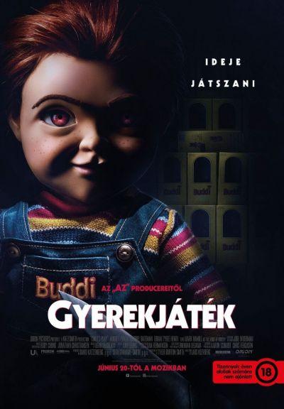 Gyerekjáték – Plakát