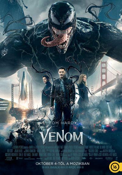 Venom – Plakát