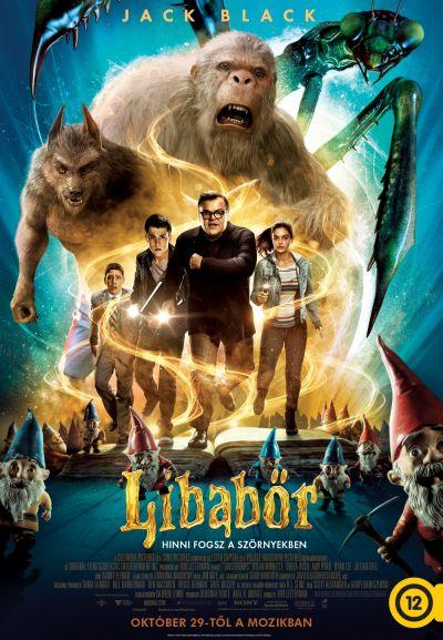Libabőr – Plakát