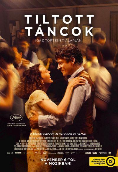 Tiltott táncok – Plakát