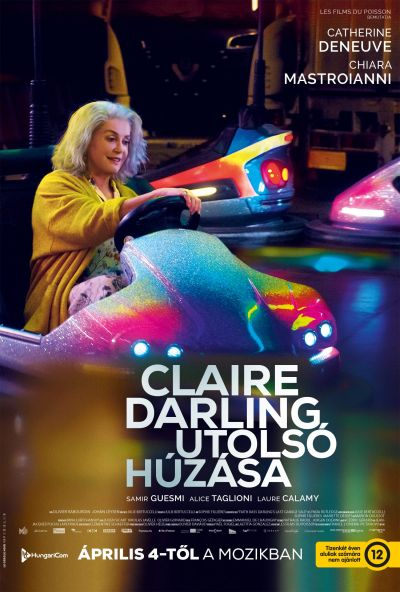Claire Darling utolsó húzása – Plakát