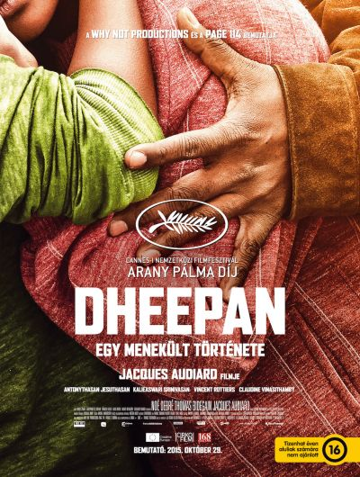 Dheepan - Egy menekült története – Plakát