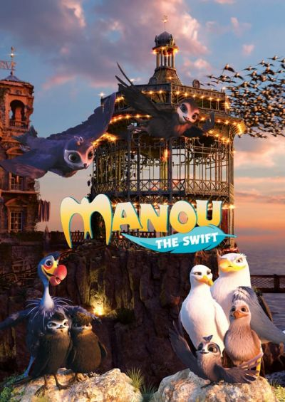 Manou the Swift – Plakát
