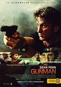 Gunman – Plakát