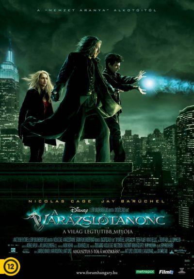 A varázslótanonc – Plakát