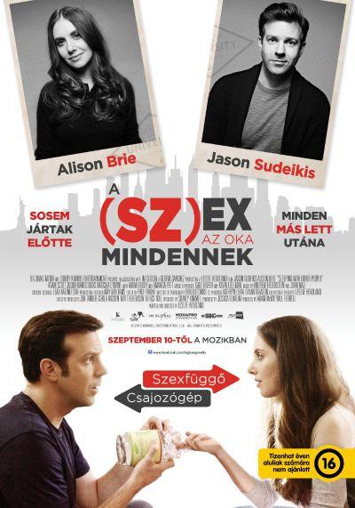 A (sz)ex az oka mindennek – Plakát