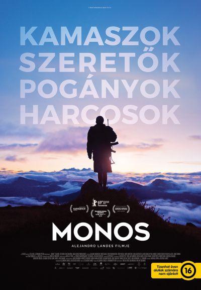 Monos – Plakát