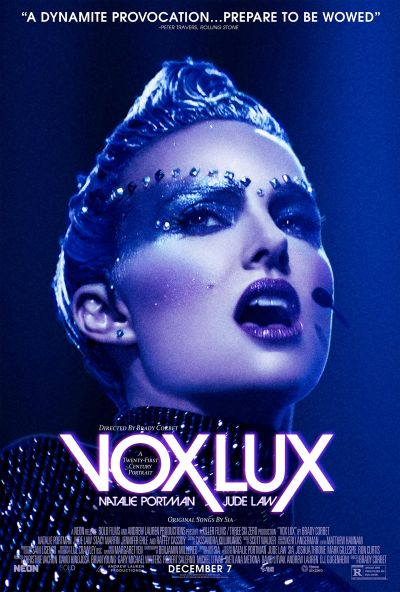 Vox Lux – Plakát