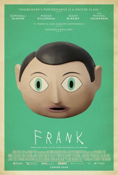 Frank – Plakát