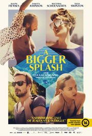 A Bigger Splash – Plakát