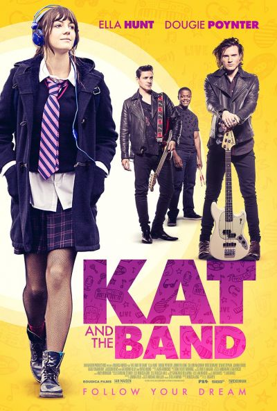 Kat és a banda – Plakát