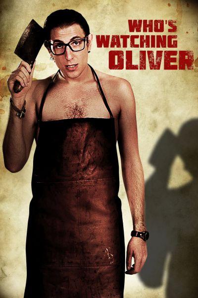 Ki figyeli Olivert? – Plakát