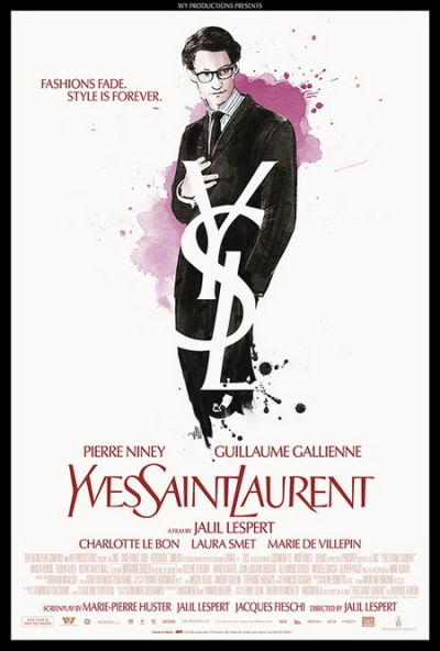 Yves Saint Laurent – Plakát