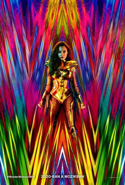 Wonder Woman 1984 – Plakát