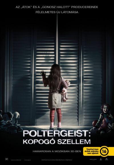 Poltergeist: Kopogó szellem – Plakát