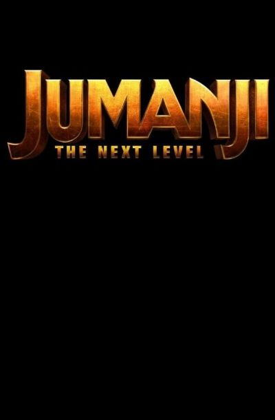 Jumanji - A következő szint – Plakát