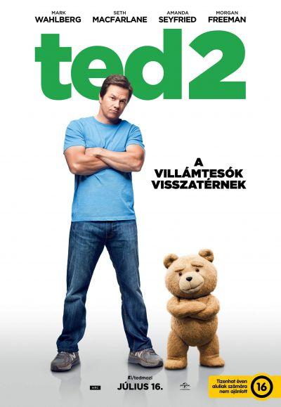 Ted 2 – Plakát