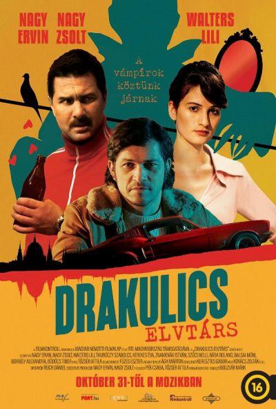 Drakulics elvtárs – Plakát