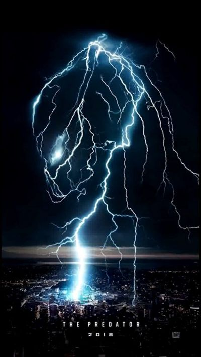 The Predator – Plakát