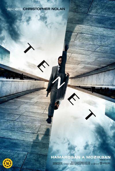 Tenet – Plakát
