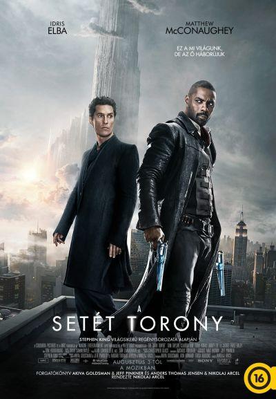 A setét torony – Plakát
