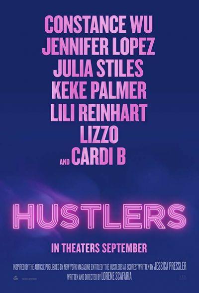 Hustlers – Plakát