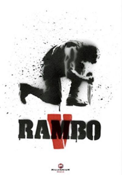 Rambo 5: Utolsó vér – Plakát