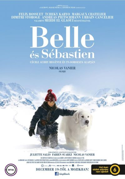 Belle és Sébastien – Plakát