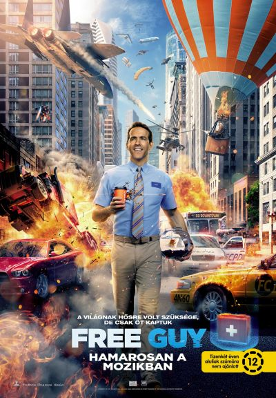 Free Guy – Plakát