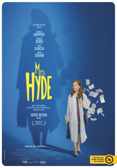 Mrs. Hyde – Plakát