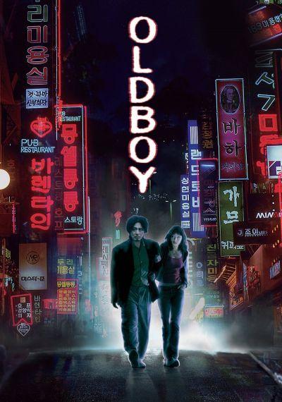 Oldboy – Plakát