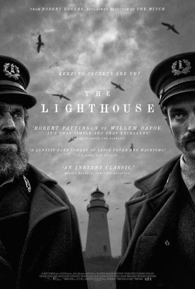 A világítótorony – Plakát