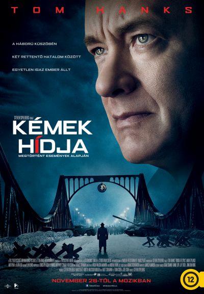 Kémek hídja – Plakát